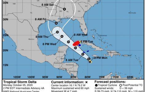 Hurricane Delta Forecast: AL.com