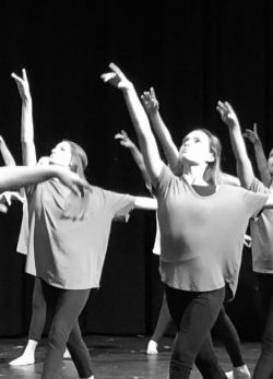 COVID Won't Stop the Beat:  The 2020 FHS Dance Showcase