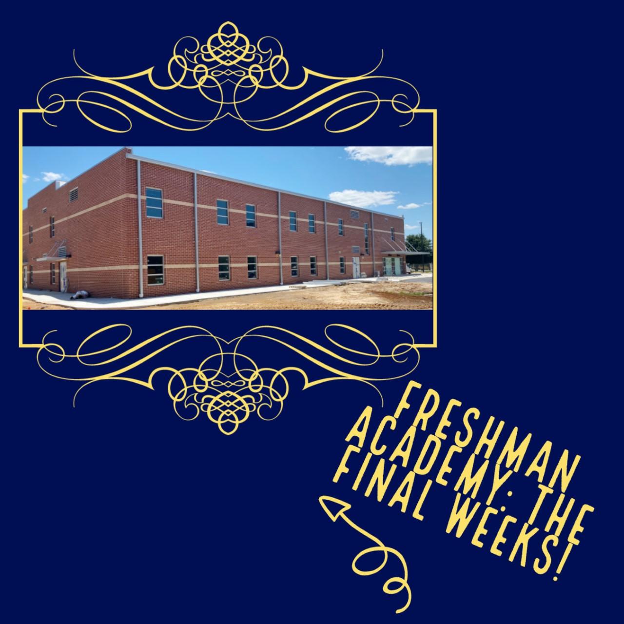 Freshman Academy: The Final Weeks