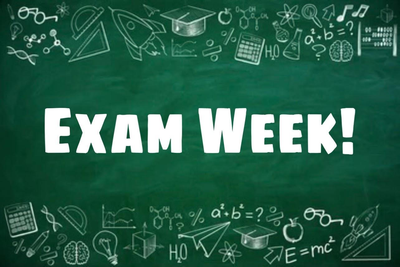 2021 Final Exam Schedule
